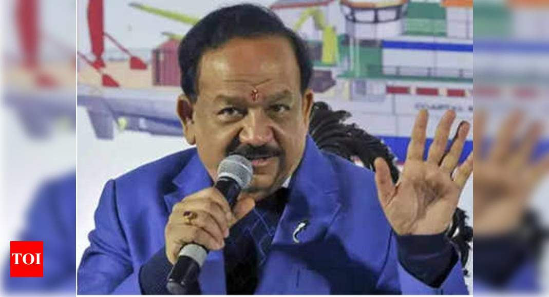 In 2019, nearly 5.5 crore unintended pregnancies, 18 lakh unsafe abortions were averted: Union health minister Harsh Vardhan