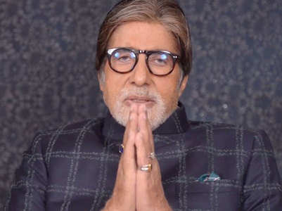 Big B confirms he has tested COVID-19 positive