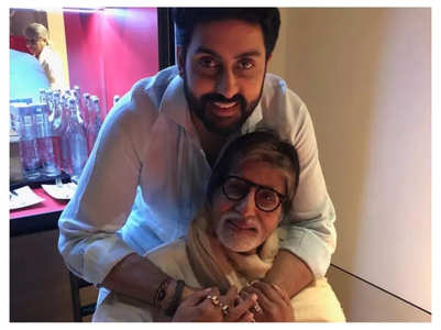 Wishes pour in for Amitabh and Abhishek