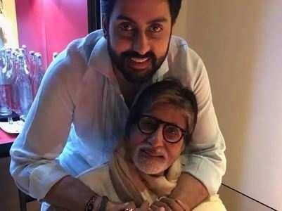 Amitabh Bachchan, son Abhishek in hospital with coronavirus