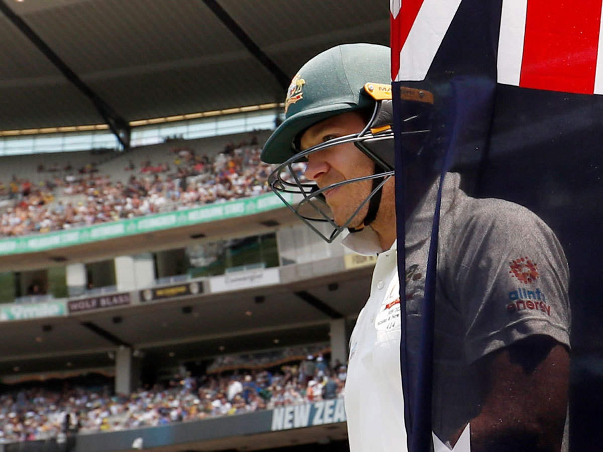 Crying On The Couch Aussie Skipper Tim Paine S Mental Demons Cricket News Times Of India