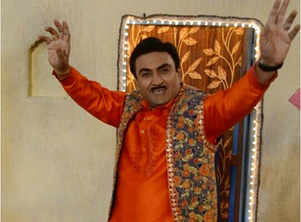 Dilip's happy to be back on sets of Taarak