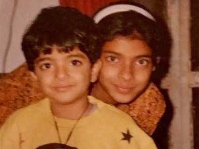 Pee Cee wishes bro Sid with a throwback pic