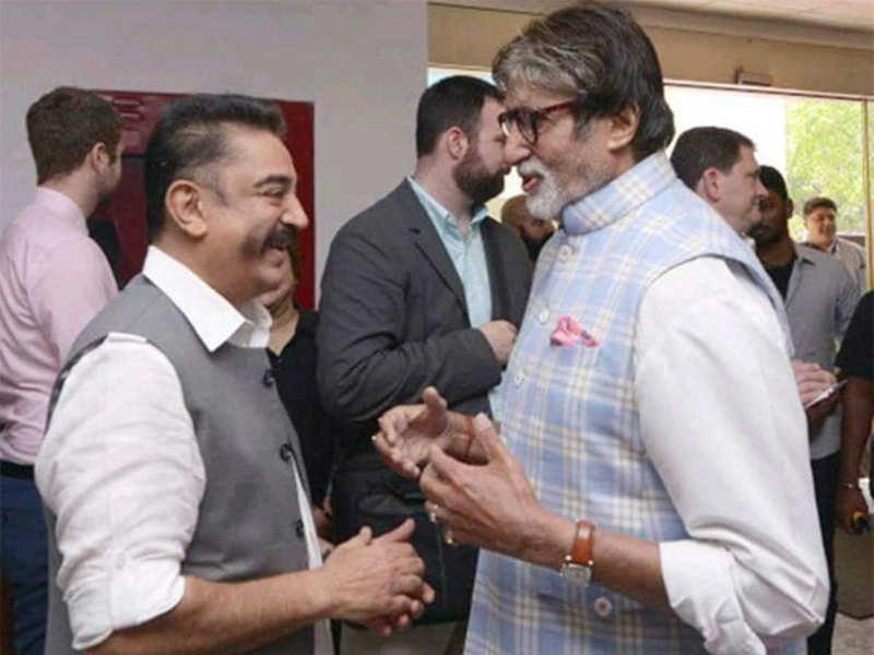 Kamal Haasan wishes both the Bachchans to get well soon