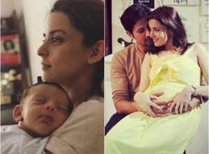Sumeet, Ekta share first pic of their newborn