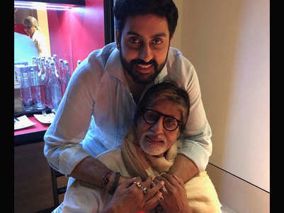 Confirmed! Amitabh-Abhishek are stable