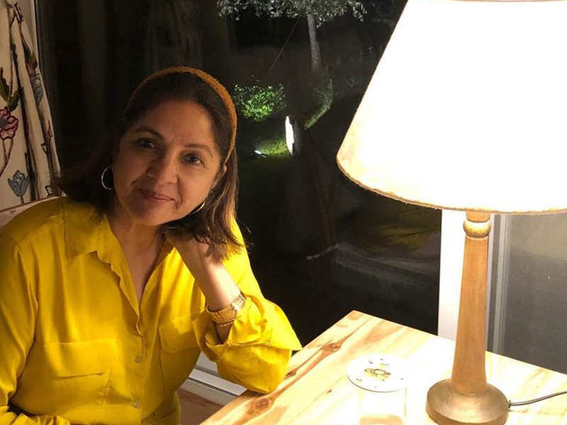 Bored out of mind, Neena Gupta shares an adorable video