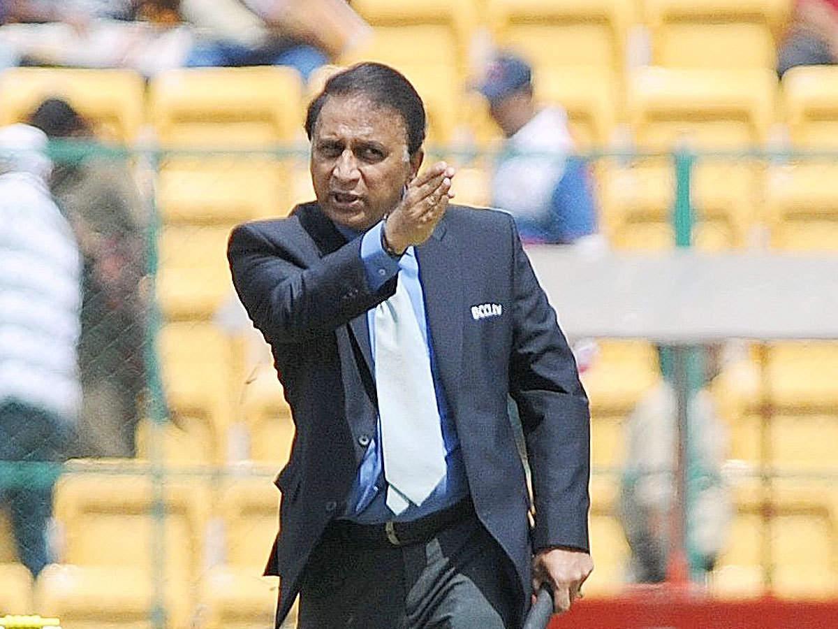 Sunil Gavaskar slams Nasser Hussain for his 'India nice side' comment    Cricket News - Times of India
