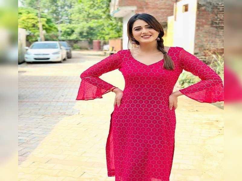 Actress Isha Rikhi