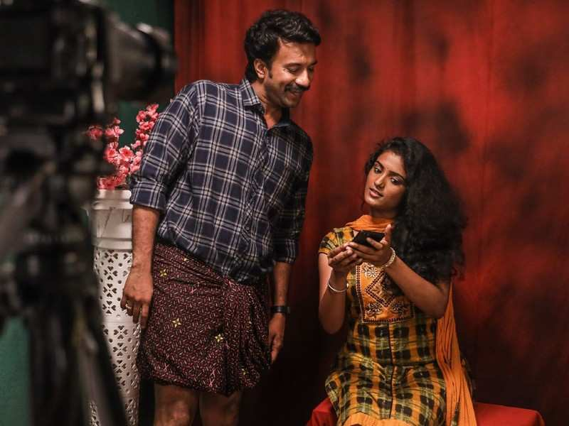 Debutant Roopa Koduvayur excited about acting in Uma Maheshwara Ugra Roopasya