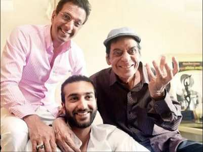 Jaaved pens a heartfelt note for dad Jagdeep