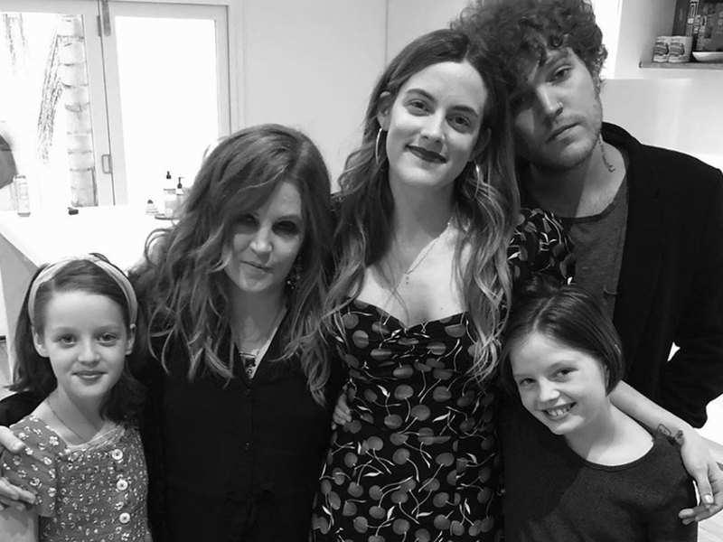 Photo: Lisa Marie Presley Instagram
