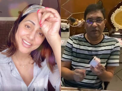 Watch Hina and her father's fun banter