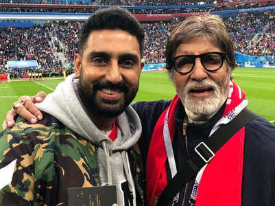 Big B and Abhishek's film shoots deferred?