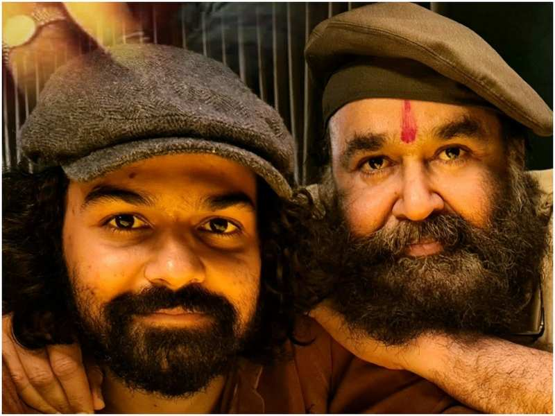Image credit: Mohanlal official Facebook account