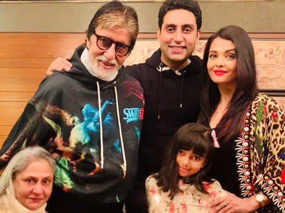 Timeline of Bachchan's road to recovery