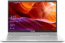 """ASUS X509FA-EJ341TS Intel i3-8145U / 4G / 1TB HDD / Transparent Silver/ 15.6""""FHD/ Win 10 SL + Microsoft Office H&S / 1Yr International Warranty / Finger Print Scanner"""