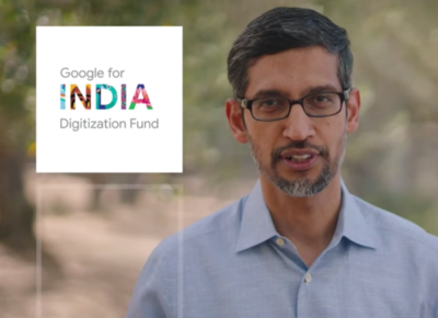 PM Modi interacts with Google CEO Sundar Pichai, calls it 'extremely fruitful'