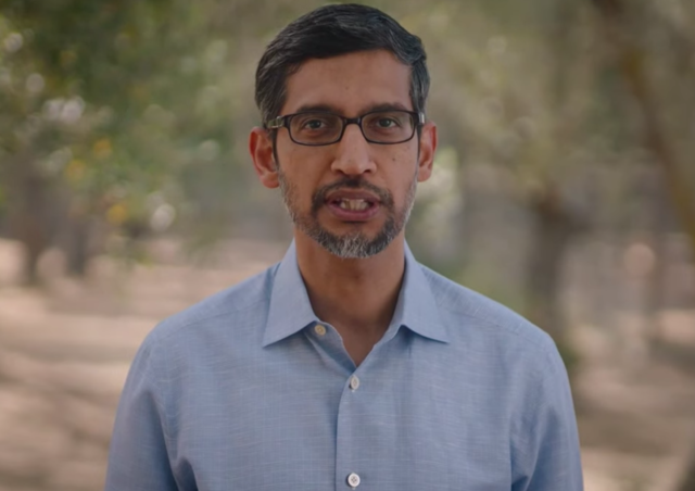Google will invest Rs 75,000 crore in India over the next 5 to 7 years as part of 'Digitization Fund'