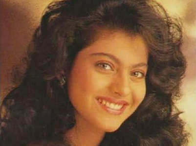 Kajol shares throwback picture on Instagram