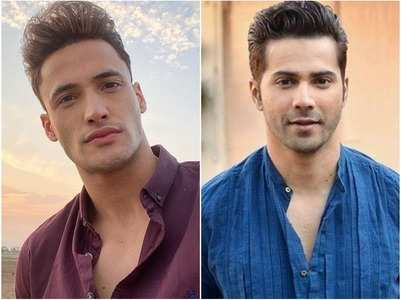 Varun Dhawan wishes Asim on his b'day