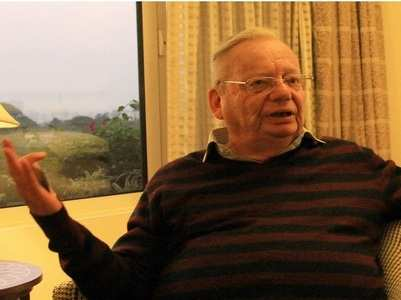 Ruskin Bond to mark 70 years of literary journey