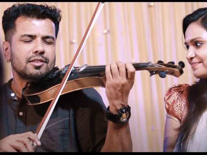 Bijibal finishes Balabhaskar's work for Velikku Veluppankalam