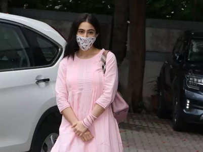 Sara Ali Khan's driver tests Covid positive