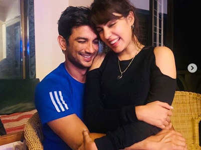 Rhea pens an emotional note on losing Sushant