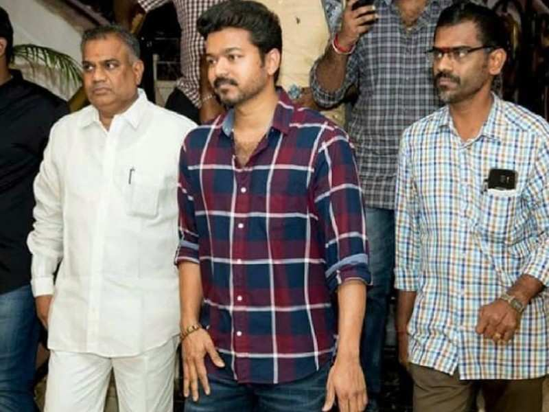 Vijay to reduce his remuneration for 'Thalapathy 65'?
