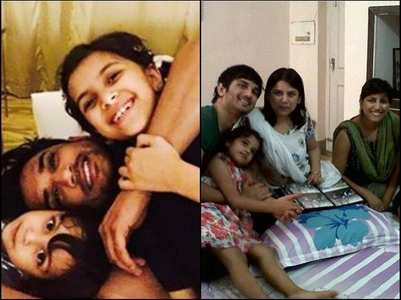 THESE pics of SSR with family are unmissable