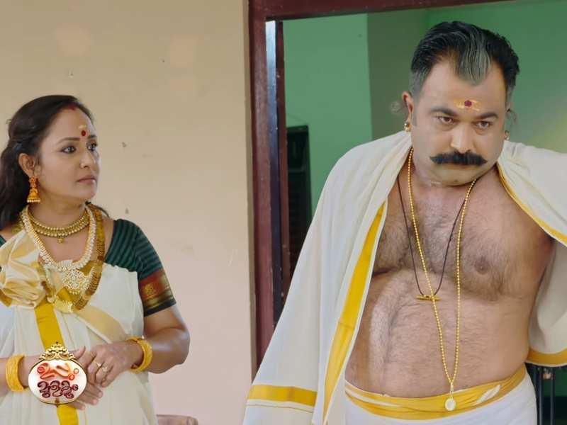 Uppum Mulakum: Balu-Neelu stuns fans portraying Thamburan and Subhadra Thamburatti