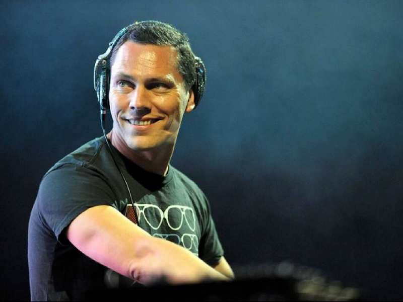 Tiesto excited for the arrival of 'future baby'