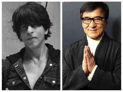 When SRK wanted to team up with Jackie Chan