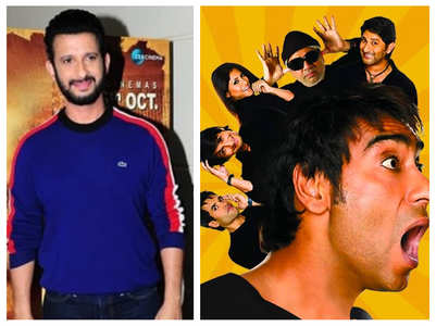 Sharman Joshi on 14 years of 'Golmaal'