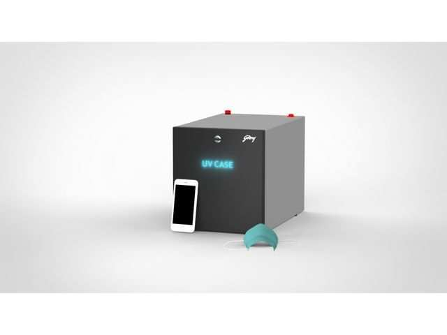 Godrej Security Solutions launches CE-certified UV Case