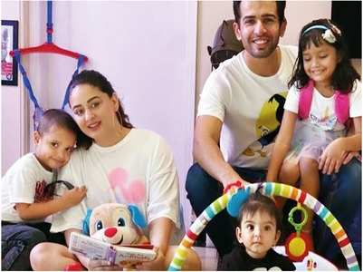 Jay Bhanushali is moving out of his home