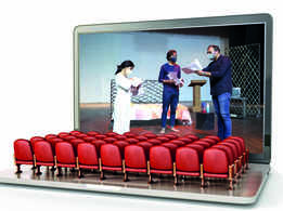 A three-day digital theatre festival to be organised by BNA