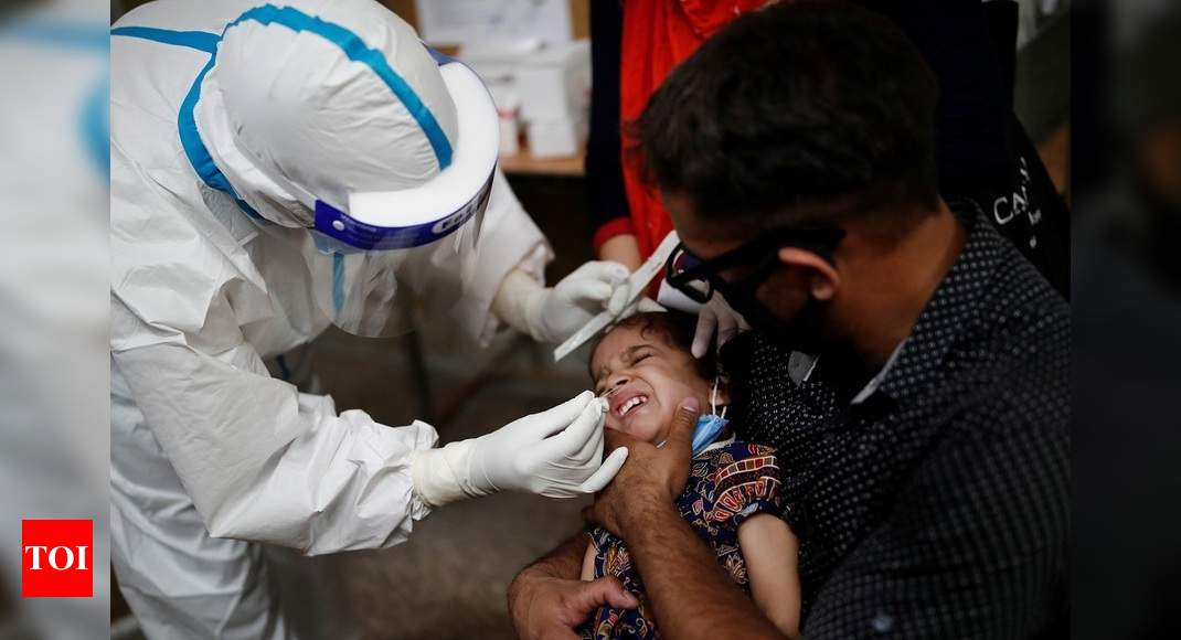 Coronavirus Cases In India Today India Records 30 000 Cases In A Day Covid Toll Goes Past 24k India News Times Of India