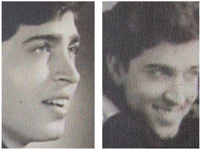 Pic: Hrithik is a spitting image of Rakesh