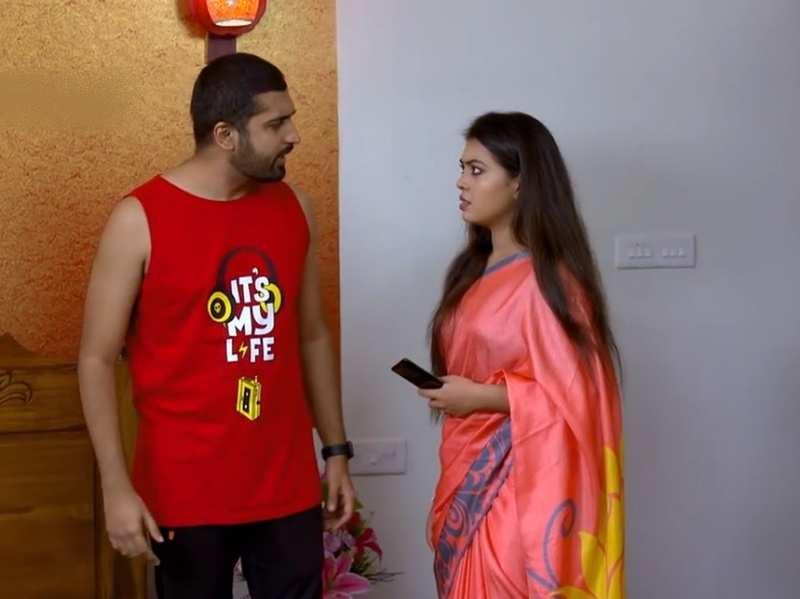 Pookkalam Varavayi: Abhimanyu warns Samyuktha to file a divorce soon