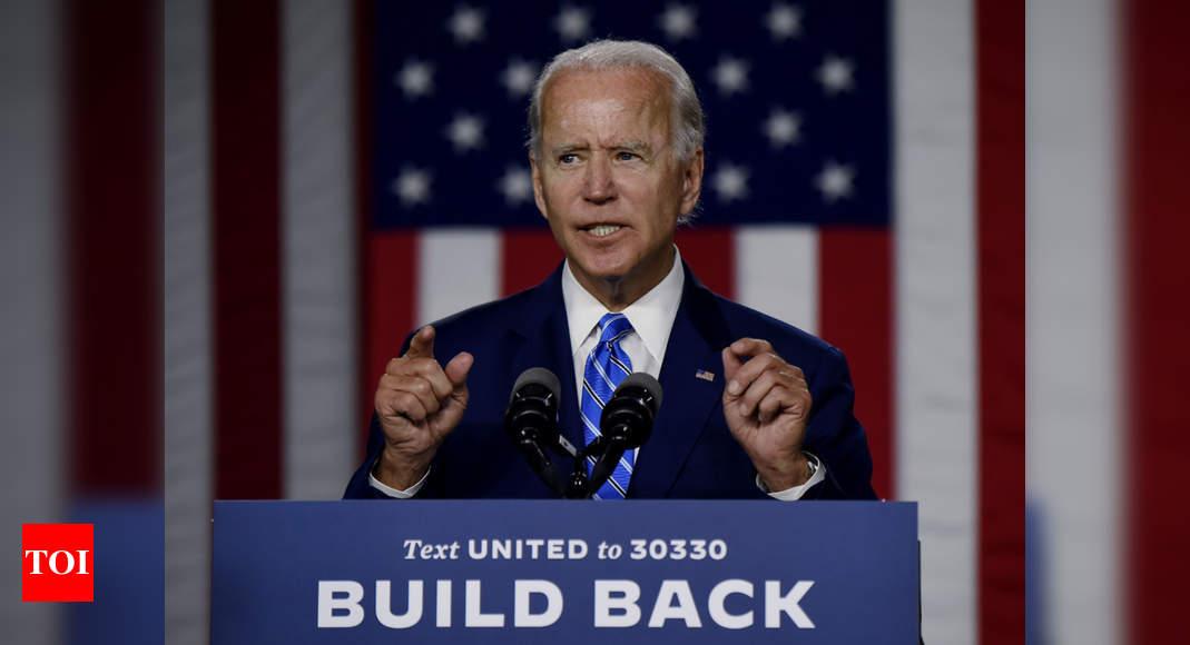 Joe Biden broadcasts $2 trillion local weather plan, vows to rejoin Paris deal thumbnail