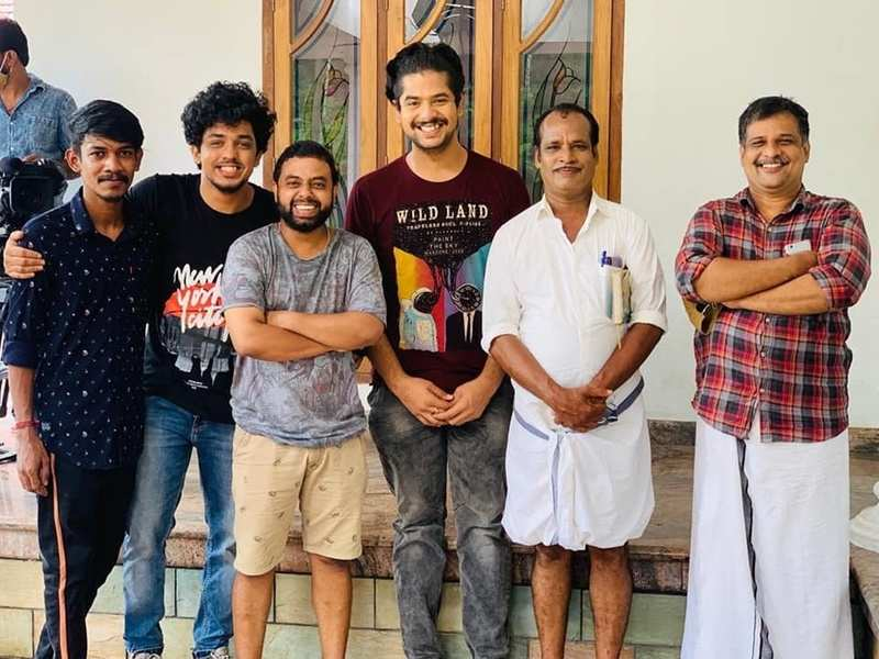 Thatteem Mutteem actor Sagar Surya is elated to resume shoot; thanks team for the support