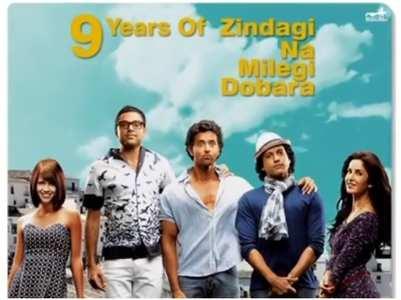 Farhan Akhtar celebrates 9 years of ZNMD