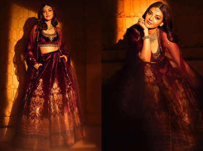 Kajal Aggarwal: Beautiful looks of the actress
