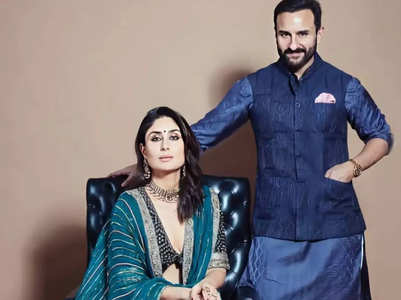 Saif and Kareena's most stylish moments