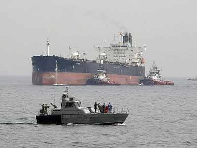 76983433 Tanker off UAE sought by US over Iran sanctions 'hijacked'