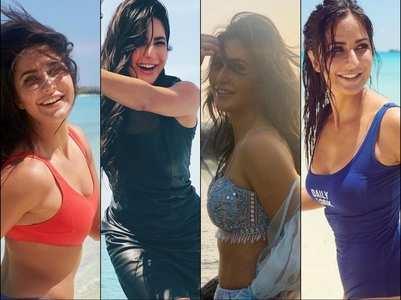 HBD Katrina Kaif: Jaw-dropping beach photos