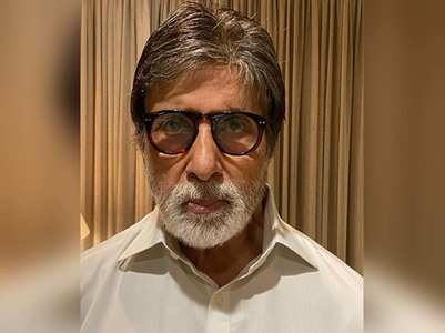 Hospitalised Big B gives a piece of advice