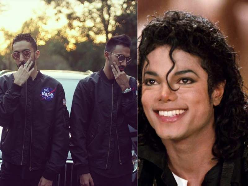 Twinjabi and Michael Jackson